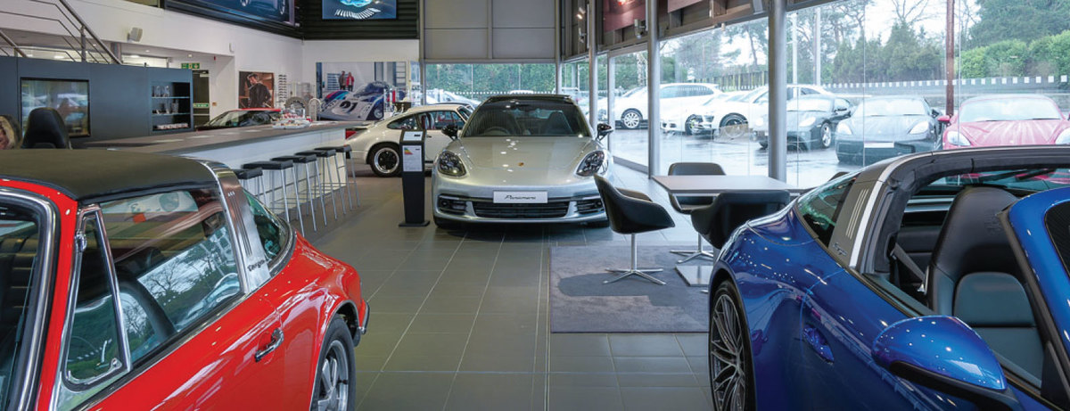 Homepage | Porsche Centre Bournemouth on