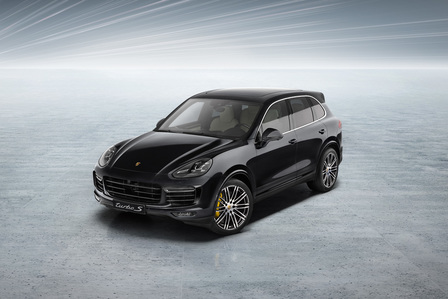 Cayenne Turbo S.